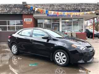 Used 2014 Toyota Corolla LE,BackUpCamera,HeatedSeat,Bluetooth,ToyotaWarrant for sale in York, ON