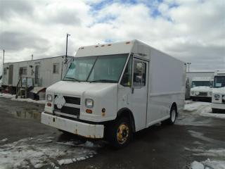 Used 2002 Freightliner MT45 14 FOOT STEPVAN for sale in Mississauga, ON