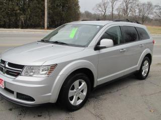Used 2014 Dodge Journey SE for sale in Brockville, ON