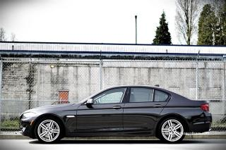 Used 2011 BMW 5 Series 550i for sale in Burnaby, BC