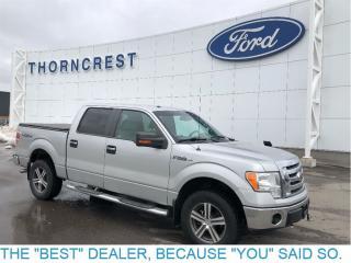 Used 2009 Ford F-150 XLT-Xtr-Super Crew-4x4 for sale in Etobicoke, ON