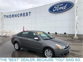 Used 2009 Ford Focus SEL-Leather Interior for sale in Etobicoke, ON