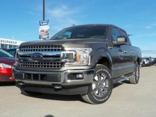 Used 2018 Ford F-150 XLT 2.7L V6 ECO 302A for sale in Midland, ON