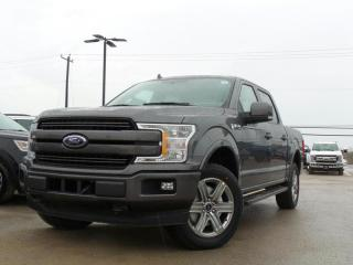 Used 2018 Ford F-150 LARIAT 5.0L V8 501A for sale in Midland, ON
