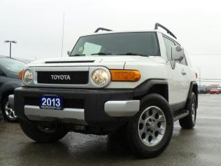 Used 2013 Toyota FJ Cruiser Base for sale in Midland, ON