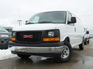 Used 2017 GMC Savana Cargo Van BASE for sale in Midland, ON