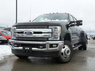 Used 2017 Ford F-350 Super Duty DRW LARIAT 6.7L V8 DIESEL 628A for sale in Midland, ON
