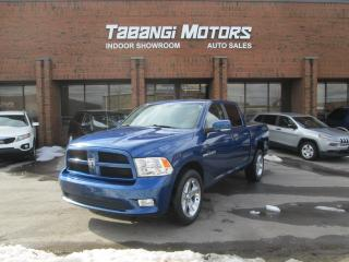 Used 2010 Dodge Ram 1500 SPORT| LEATHER| CREW | HEATED SEATS AND STEERING |HEMI for sale in Mississauga, ON