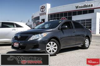 Used 2009 Toyota Corolla CE FWD W/ ONLY 84521 KMS! for sale in Etobicoke, ON