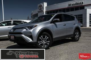 Used 2017 Toyota RAV4 LE FWD W/BACK UP CAM! BLUETOOTH! TSS! for sale in Etobicoke, ON