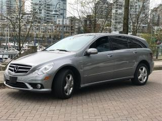 Used 2010 Mercedes-Benz R-Class ................SOLD........................ for sale in Vancouver, BC