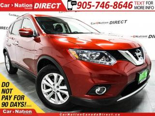 Used 2015 Nissan Rogue SV| BACK UP CAMERA| PANO ROOF| for sale in Burlington, ON