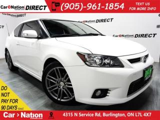 Used 2013 Scion tC | SUNROOF| TOUCH SCREEN| OPEN SUNDAYS| for sale in Burlington, ON