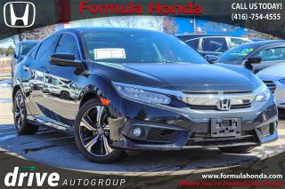 Used 2016 Honda Civic TOURING | TOP OF LINE | NAVIGATION for sale in Scarborough, ON