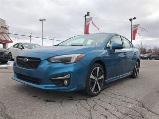 Used 2017 Subaru Impreza TECH PKG | NAVIGATION | NEAR BRAND NEW! for sale in Scarborough, ON