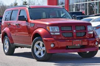Used 2010 Dodge Nitro 4X4*Accident Free*Alloys for sale in Ajax, ON