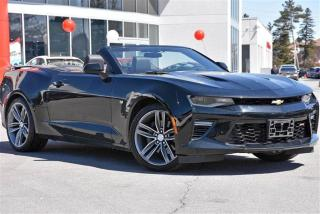 Used 2016 Chevrolet Camaro Convertible 2SS for sale in Pickering, ON