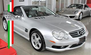 Used 2005 Mercedes-Benz SL-Class Base for sale in Woodbridge, ON