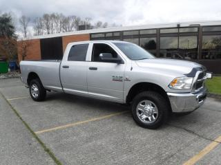 Used 2015 Dodge Ram 3500 Crew Cab 4WD Long box, Diesel for sale in Burnaby, BC