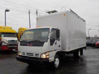 Used 2006 GMC W3500  Diesel 16 Foot Cube Van for sale in Burnaby, BC