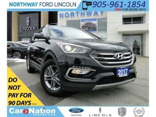 Used 2017 Hyundai Santa Fe Sport AWD | SPORT | PANO ROOF | HTD WHEEL | REAR CAM | for sale in Brantford, ON