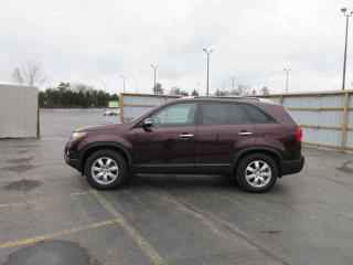 Used 2012 Kia Sorento LX FWD for sale in Cayuga, ON