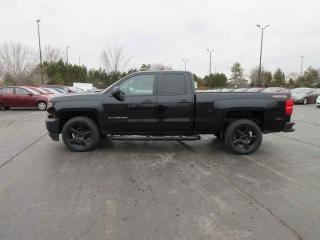Used 2016 CHEV SILVERADO LT DOUBLE CAB 4X4 for sale in Cayuga, ON