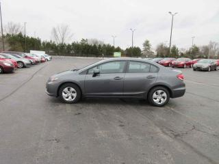 Used 2013 Honda Civic LX FWD for sale in Cayuga, ON