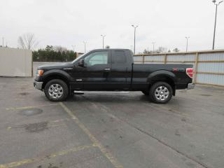 Used 2013 Ford F150 XLT XTR EXT 4X4 for sale in Cayuga, ON