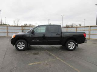 Used 2015 Nissan TITAN SV CREW 4X4 for sale in Cayuga, ON