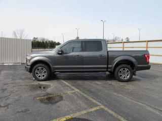 Used 2016 Ford F150 CREW XLT SPORT 4X4 for sale in Cayuga, ON