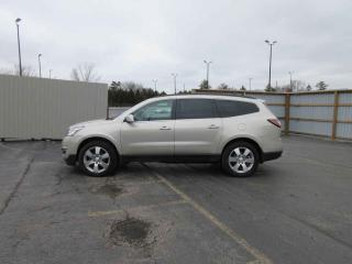 Used 2014 Chevrolet Traverse LTZ AWD for sale in Cayuga, ON