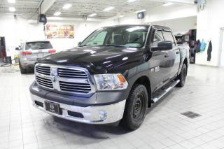Used 2014 Dodge Ram 1500 SXT 4X4 CREW *CAMERA* for sale in Saint-eustache, QC