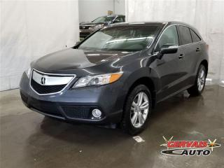 Used 2014 Acura RDX Awd Cuir T.ouvrant for sale in Trois-rivieres, QC