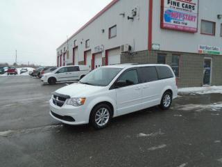 Used 2014 Dodge Grand Caravan SXT for sale in Sudbury, ON