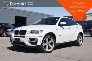 Used 2014 BMW X6 xDrive35i for sale in Bolton, ON
