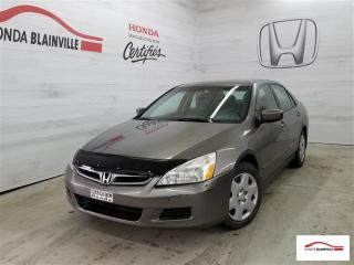 Used 2006 Honda Accord Berline Dx for sale in Blainville, QC