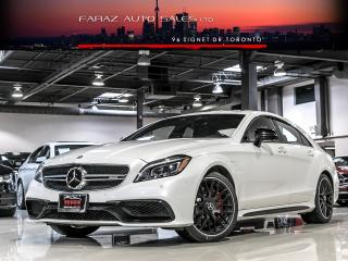Used 2015 Mercedes-Benz CLS 63 AMG AMG S-MODEL 4MATIC|585HP|LOADED for sale in North York, ON