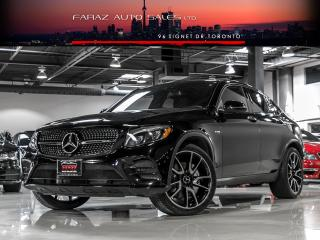 Used 2018 Mercedes-Benz GLC 43 AMG COUPE|BURMESTER|VALVETRONIC|B.SPOT|360CAM|NAVI|LOADED for sale in North York, ON