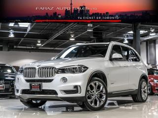 Used 2016 BMW X5 3.5i|HUD|B.SPOT|LDW|360CAM|NAVI|LOADED for sale in North York, ON