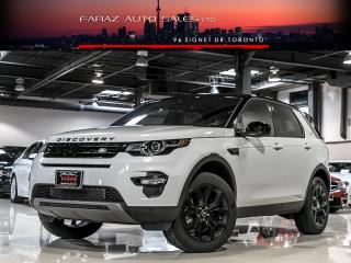 Used 2017 Land Rover Discovery SPORT|HSE|B.SPOT|LDW|NAVI|REAR CAM|LOADED for sale in North York, ON