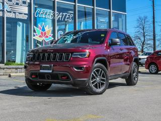 Used 2017 Jeep Grand Cherokee Trailhawk 4x4/ DUAL SUNROOF for sale in Scarborough, ON