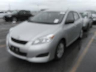 Used 2012 Toyota Matrix HATCHBACK for sale in Waterloo, ON