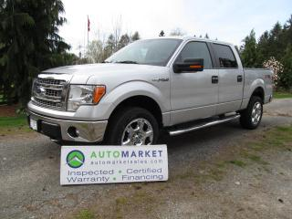 Used 2014 Ford F-150 XTR, MOONROOF, 4X4, INSP, WARR for sale in Surrey, BC