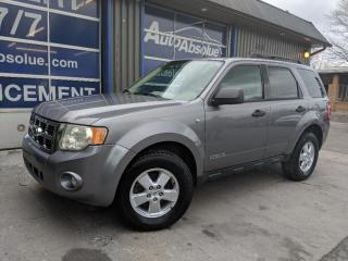 Used 2008 Ford Escape Xlt + 4x4 for sale in Boisbriand, QC