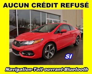 Used 2015 Honda Civic Si Caméra Recul for sale in Saint-jerome, QC