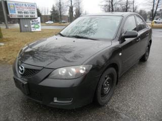 Used 2009 Mazda MAZDA3