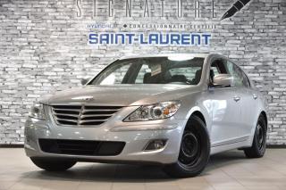 Used 2009 Hyundai Genesis TECH CAM DE RECULE for sale in Saint-laurent, QC
