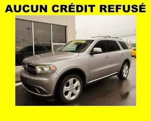 Used 2015 Dodge Durango SXT AWD for sale in Mirabel, QC