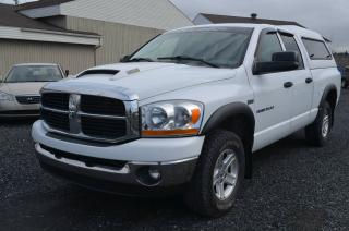 Used 2006 Dodge Ram 1500 COUREZ LA CHANCE DE GAGNER $$$10 000.00$ for sale in Saint-georges, QC
